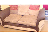 3 Seater DFS Sofa, Rarely Use & Valeted