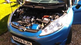 Ford Fiesta ztect s