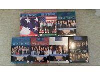 West Wing DVD Boxsets - Full 7 seasons!