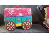 Cath Kidston Wagon Sewing Box