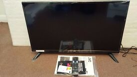 """Jvc lt-32c365 32"""" led with built in dvd player"""