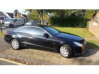 For sale nice mercedes couupe beige leather well maintained tinted windows full electric..