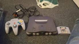 N64 bundle swap for ps1 console