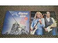 Status Quo in the army now vinyl LP