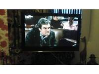 """42 """" samsung plasma lcd tv with stand"""