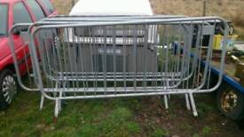 Crowd barriers for sale