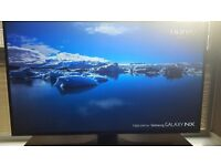 "48"" 4k Samsung TV"