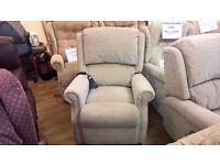 Ex-Demo Celebrity Regent Dual Motor Riser Recliner Chair (2 available)