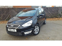 FORD GALAXY 2013 AUTO DONE ONLY 63000 WARRANTED MILES HPI NOT VW SHARAN TOURAN OR SEAT ALHAMBRA VW