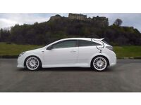 Extremelly rare Vauxhall astra vxr nurbugring 59 plate