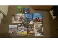 John wilson fishing books