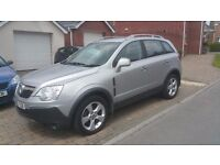 2008 VAUXHALL ANTARA 2.0 CDTI DIESEL 4X4, **ONLY 33K** EXCELENT CONDITION, LOADS OF EXTRAS!!