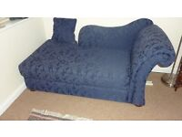 Chaise style Sofa Bed