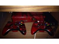 Xbox 360 slim Gears of War Limited Edition 250GB