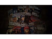 JOB LOT GAMING MAGS,NEVER OPENED WITH ALL FREE GIFTS ps4,xbox 1,360,ps3,retro gaming,110 % gaming