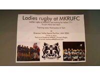 Ladies Rugby - Milton Keynes