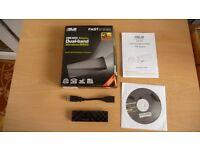 ASUS USB-N53 Dual-Band Wireless-N600 USB Adapter