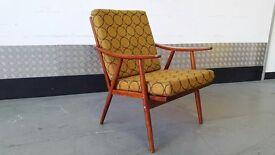 Vintage TON Thonet Armchair Design Loft Modern Mid Century