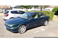Jaguar X Type, 2lt. petrol, Manual.