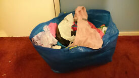 Large bundle of girls clothes. Age 1-2.