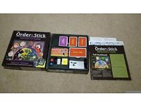The Order of The Stick (Deluxe Edition) Board Game [Like New] - £30 ONO