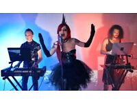 Female vocalist required for dark electro band Dicepeople