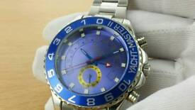 Rolex yachtmaster II blue dial