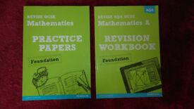 VARIOUS GCSE REVISION GUIDES - WALLISDOWN