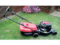 MOUNTFIELD RV 55 160cc SELF PROPELLED MOWER