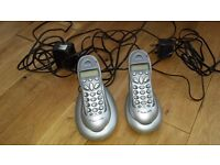 bt telephones set of two
