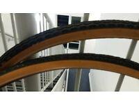 Bicycle tyres 700c (700×28)