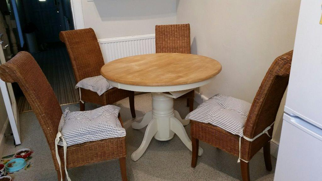 dining table and chairs united kingdom gumtree