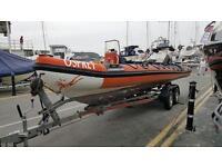 Rib - osprey outboard 115hp