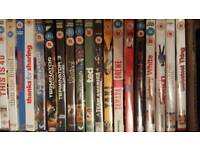 100ss of DVDs for only £2 Each. First come first served. Cash and collection only.