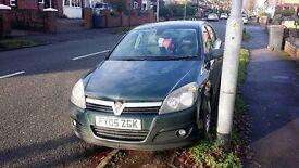 *****Vauxhall Astra 1.8 i 16v Design 5dr *******