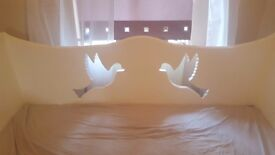 Handmade double day bed