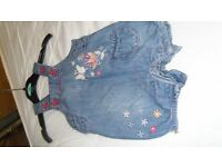 Baby girl clothes age range birth - 18 months