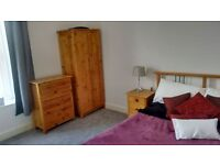 Sunny, double room in newly refurbished flat available 1/06/2016