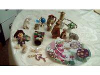19 Small Ornaments