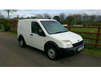 2006 FORD TRANSIT CONNECT 200 1.8 TD *ONE YEAR MOT*