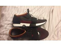Mens Used balenciaga trainers in good condition can not say if they are def genuine