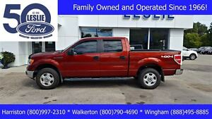 2014 Ford F-150 XLT 4X4 | Fog Lamps | Tow Pkg