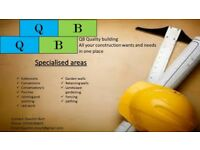 QB Quality Brickwork. All your construction wants and needs in one place