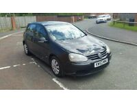 2004 vw golf 1.4 sport only 80k miles from new service history 1 prev owner