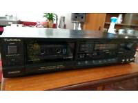 Technics RS-B305 vintage 80s cassette tape deck
