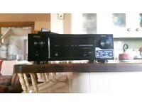 Denon amp/ home.cinema system full hmdi Bluetooth