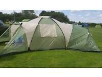 Large 6 berth tent