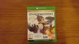 Overwatch Game of the Year Xbox One