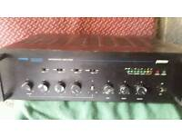 PASO INTEGRATED AMPLIFIER SERIES 8000