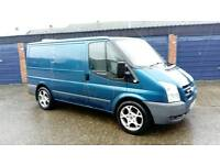 Ford transit 2009 trend facelift recovery fleet support vehicle